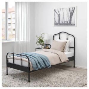 САГСТУА Каркас кровати, черный 90x200 см | 492.792.08