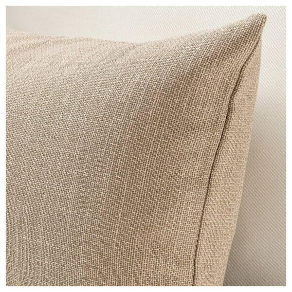ХИЛЛАРЕД Чехол на подушку, бежевый 40x65 см | 804.438.24
