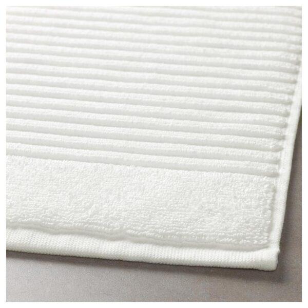 АЛЬСТЕРН Коврик для ванной, белый 50x80 см | 604.473.52