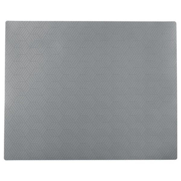 СЛИРА Салфетка под приборы, серый 36x29 см | 704.375.31
