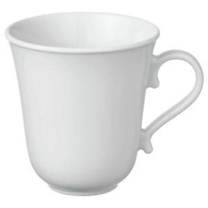 УППЛАГА Кружка, белый 35 сл | 404.247.14