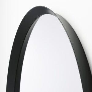 ЛАНГЕСУНД Зеркало, темно-серый 80 см | 104.466.23