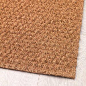 СИНДАЛЬ Придверный коврик, неокрашенный 50x80 см | 804.455.83