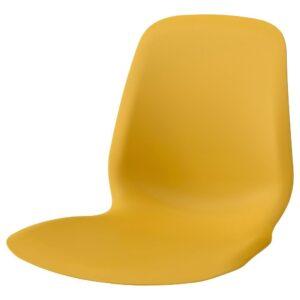 ЛЕЙФ-АРНЕ Сиденье со спинкой, темно-желтый | 304.516.42