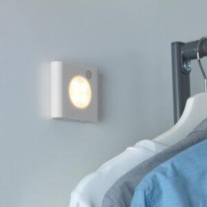 УЛЕБИ Сенсорная подсветка гардероба, белый 2 шт | 904.485.95