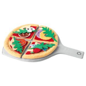 ДУКТИГ Пицца, набор 24 предм., пицца/разноцветный - 604.278.20