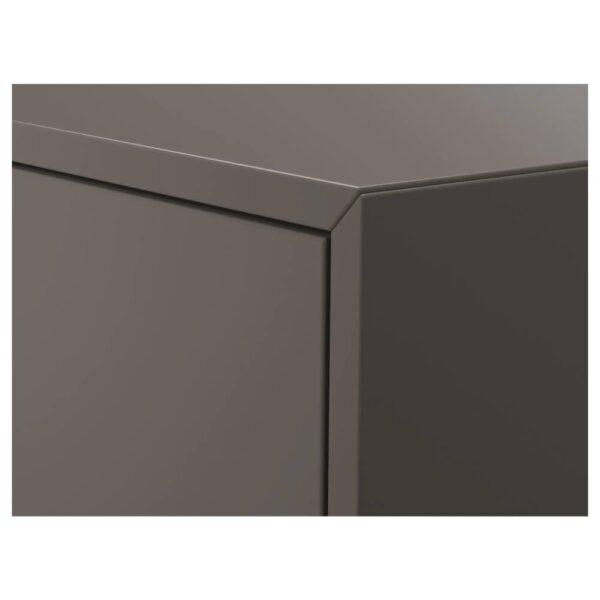ЭКЕТ Комбинация настенных шкафов, темно-серый 105x35x70 см - 393.264.94