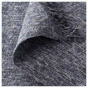 ИНГРУН Плед, темно-синий 130x170 см - 304.376.94