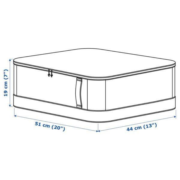 ЛАККИСАР Сумка для хранения, 44x51x19 см - 904.321.46