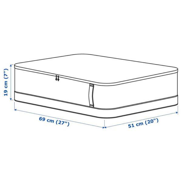 ЛАККИСАР Сумка для хранения, 69x51x19 см - 604.321.43