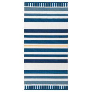 СОНГЛЭРКА Ковер безворсовый, темно-синий 80x160 см - 704.270.37