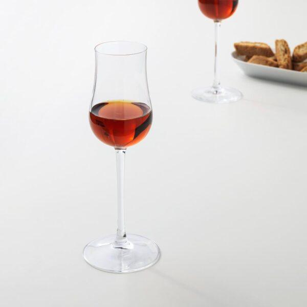 СТОРСИНТ Бокал д/десертного вина, прозрачное стекло 15 сл - 703.963.33