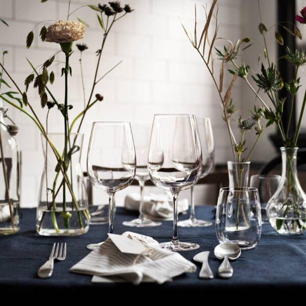 СТОРСИНТ Бокал для красного вина, прозрачное стекло 68 сл - 704.215.11