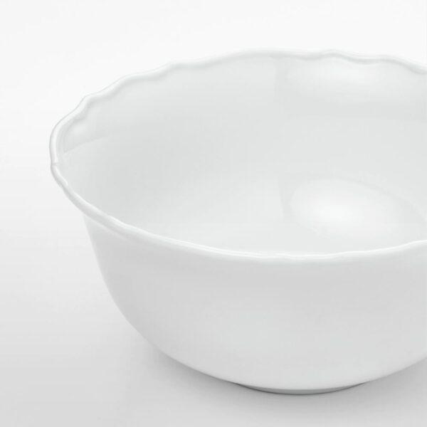 УППЛАГА Миска, белый 16 см - 604.247.08