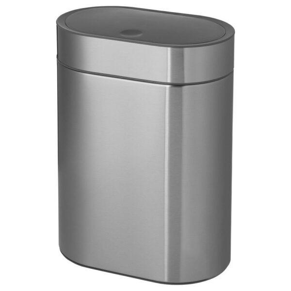 БРОГРУНД Контейнер с крышкой д/мусора, нержавеющ сталь 4 л - 204.333.66