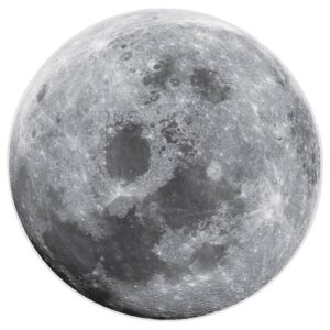 КИННАРЕД Декоративные наклейки, луна - 104.484.67