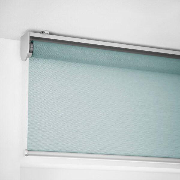СКОГСКЛЁВЕР Рулонная штора, зеленый 100x195 см - 004.537.94