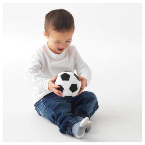 СПАРКА Мягкая игрушка, футбольный/мини - 904.411.84
