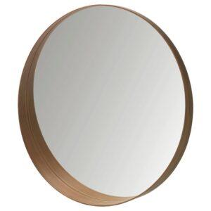 СТОКГОЛЬМ Зеркало, шпон грецкого ореха 60 см - 904.468.98