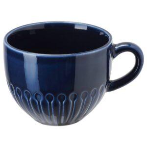 СТРИММИГ Кружка, каменная керамика синий 36 сл - 904.263.86