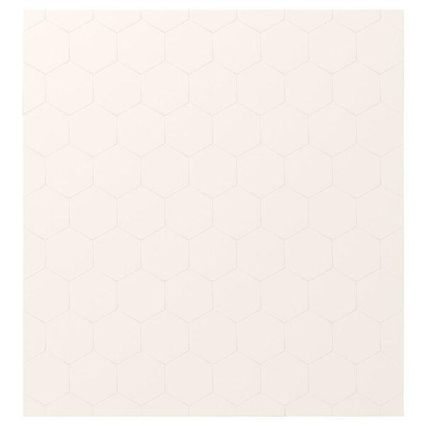 ВАССВИКЕН Дверь, белый 60x64 см - 204.142.59