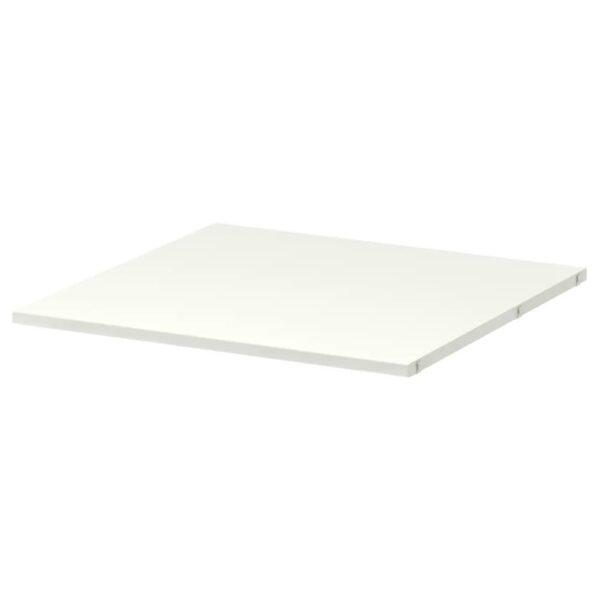 АЛЬГОТ Полка, белый, 60x58 см - 503.795.13