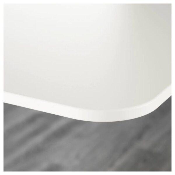 БЕКАНТ Столешница, белый, 160x80 см - 403.844.59