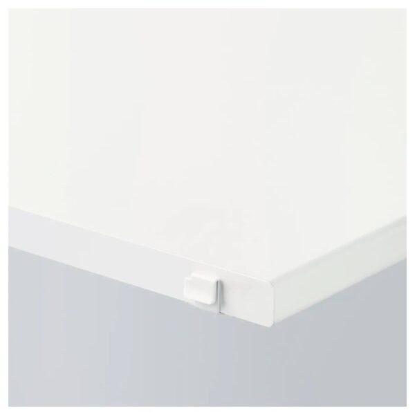 АЛЬГОТ Полка, белый, 40x58 см - 303.795.09