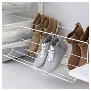 АЛЬГОТ Модуль для хранения обуви, белый, 60 см - 003.797.42