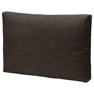 ФРИХЕТЭН Подушка, Шифтебу коричневый, 67x47 см - 904.640.38