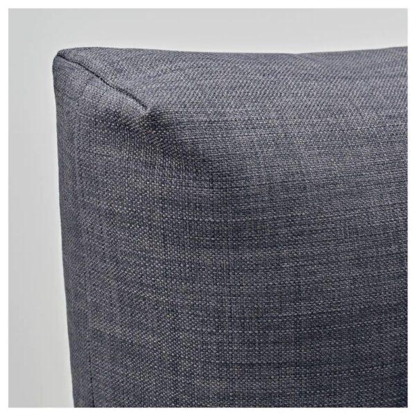 ФРИХЕТЭН Подушка, Шифтебу темно-серый, 67x47 см - 704.640.39