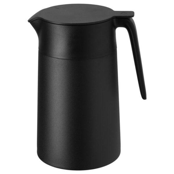 УНДЕРЛЭТТА Термос, черный, 1.2 л - 703.602.30