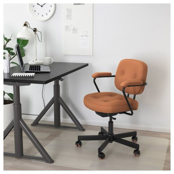 АЛЕФЬЕЛЛЬ Рабочий стул, Гранн золотисто-коричневый - 504.199.91