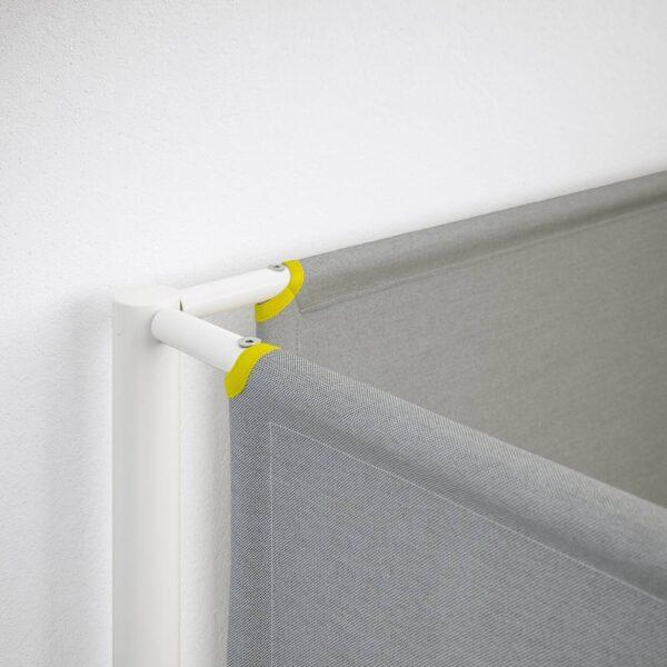 ВИТВАЛ Каркас 2-ярусной кровати, белый, светло-серый, 90x200 см - 104.112.75