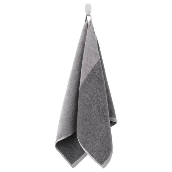 ХИМЛЕОН Полотенце, темно-серый, меланж, 50x100 см - 004.429.46