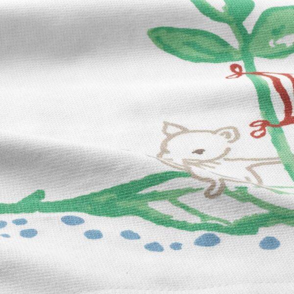 РЁДХАКЕ Полотенце, плывущий мышонок, 30x30 см - 104.402.06