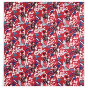 МОЛАРБОРСТЕ Ткань, красный, разноцветный, 150 см - 904.474.35