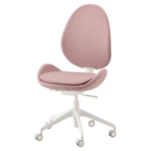 ХАТТЕФЬЕЛЛЬ Рабочий стул, Гуннаред светлый коричнево-розовый - 303.644.66