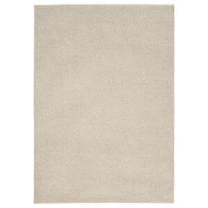 СПОРУП Ковер, короткий ворс, светло-бежевый, 170x240 см - 204.534.39