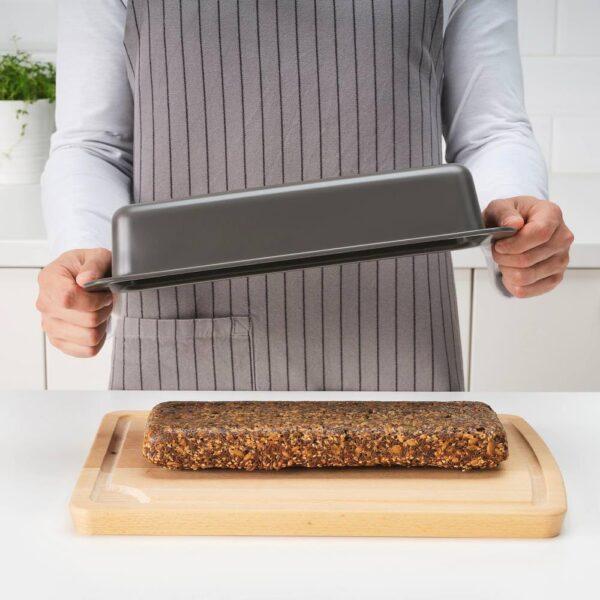 ХЕММАБАК Форма для хлеба, серый, 1.8 л - 304.566.87