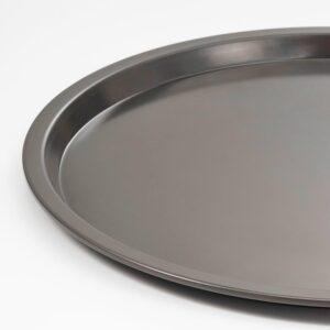 ХЕММАБАК Форма для пиццы, серый, 34 см - 904.566.94