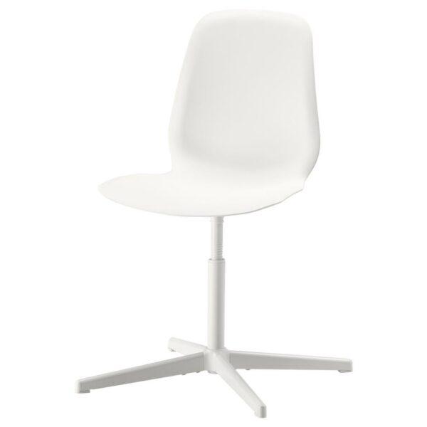ЛЕЙФ-АРНЕ Рабочий стул, белый, Бальсбергет белый - 093.049.74
