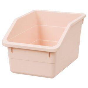 СОККЕРБИТ Контейнер, розовый, 19x26x15 см - 504.446.79