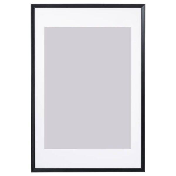 КНОППЭНГ Рама, черный, 61x91 см - 704.296.54