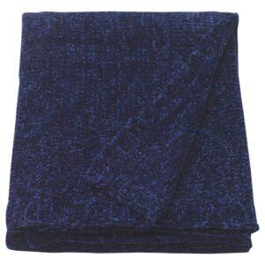 МИАЛОТТА Плед, синий, 130x170 см - 004.654.81