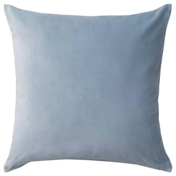 САНЕЛА Чехол на подушку, голубой, 50x50 см - 904.717.41