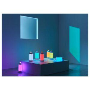 ПЕЛАРБОЙ Настольная лампа, светодиодная, разноцветный - 904.230.24