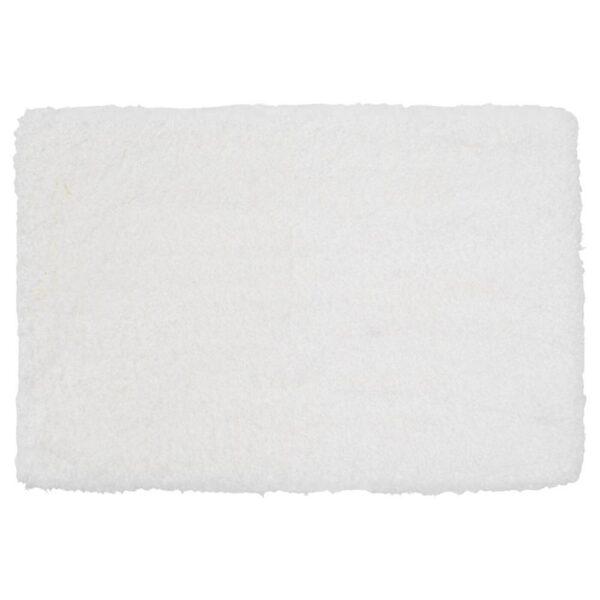 АЛЬМТЬЕРН Коврик для ванной, белый, 65x100 см - 204.653.95