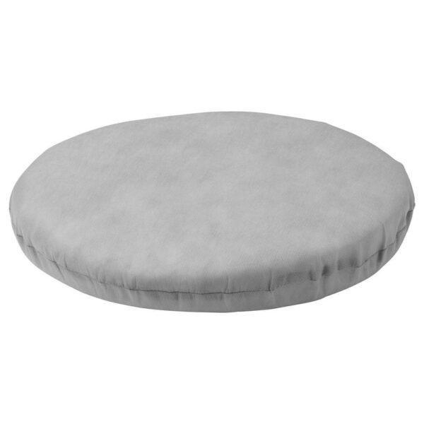 ДУВХОЛЬМЕН Внутренняя подушка д/подушки стула, для сада серый, 35 см - 203.918.42