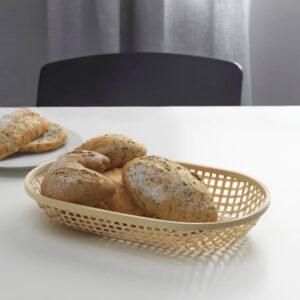 КЛЮФТА Корзина для хлеба, бамбук, 36x22 см - 504.557.00